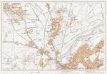 1938 Bentley Map, Doncaster