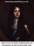 1st earl of doncaster