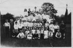 After the Peace Tea at Hexthorpe 1919