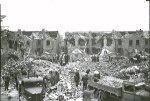 Bentley WW2 bomb damage