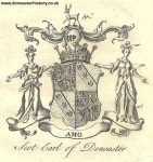 Earl of Doncaster Crest