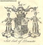 Earl of Doncaster Crest