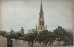 View of Christ Church in Doncaster - J. Kitson