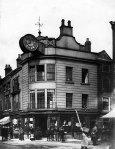 Clock corner 1895