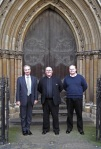 Earl of Doncaster, Dr Paul Shackerley, and Verger