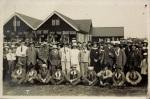 Eden Grove Plant athletics club 1919