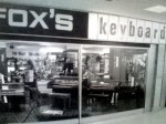 Fox's music in the Arndale Centre