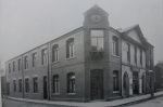 gazette office printing office street and pells close junction