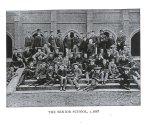 Hall cross school pupils 1887
