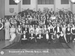 Doncaster Press Ball at Bentley Pavillion 1935