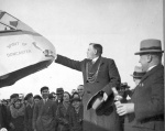 'Sprite' planes first passenger flights from Doncaster 1935
