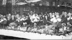 Allotment holder annual show, Scarbrough Barracks - 1935
