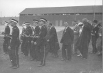 Mayor and Bugles, Doncaster 1935