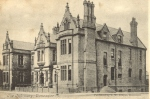 The old Infirmary, Doncaster