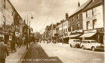 High street and Hall Gate 1950's