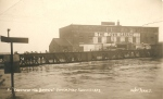 St Mary's Bridge floods 1932