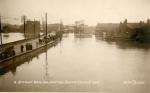 Bentley road floods 1932