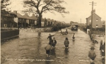 Sprotbrough Road / Anchorage Lane 1950's floods