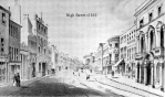 High Street Doncaster 1850