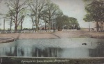 The Horse-shoe Pond on Leger Way