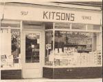 Kitsons shop daw lane Bentley 1966