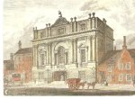 Mansion House, by Edward Miller in 1804