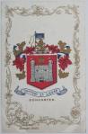 Old Doncaster town crest - J Kitson