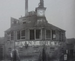 plant brewery sunny bar 1950