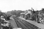 Sprotbrough Station - 1900