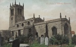 St. Peter's Church Conisbrough - J Kitson
