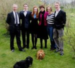 Earl of Doncaster and Family