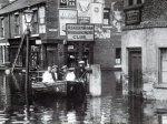 Toll Bar Floods - 1932