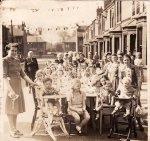 VE day 1945 Balby