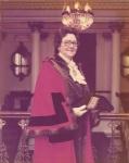 Winifred Mary Liversidge. Mayor of Doncaster 1978